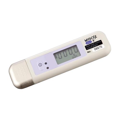 電子ポケット線量計