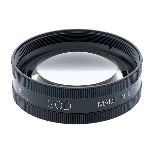 20 Diopter Lens 倒像レンズ(20D)