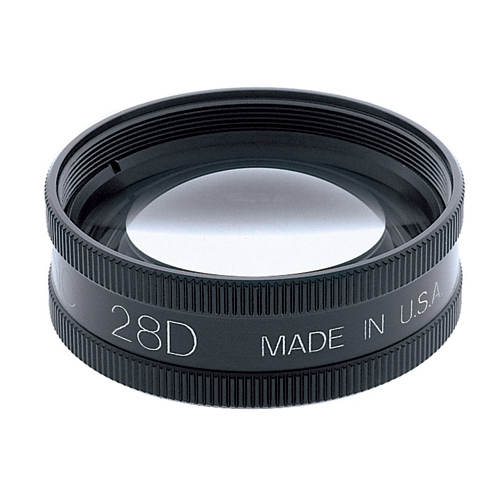 28 Diopter Lens 倒像レンズ(28D)